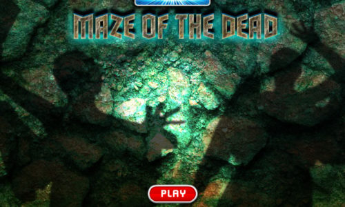 Doctor Who Maze of the Dead