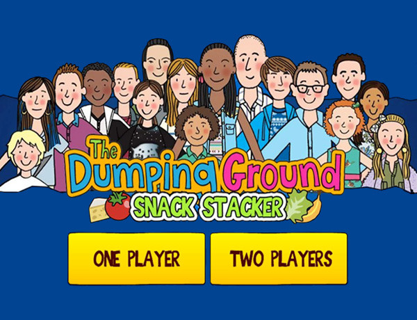 Dumping Ground Snack Stacker