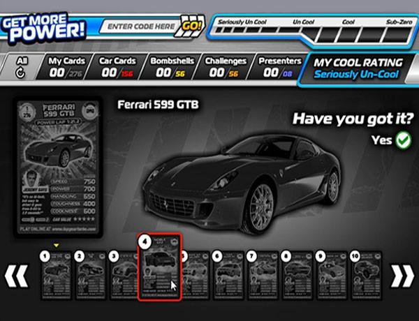 Top Gear Garage