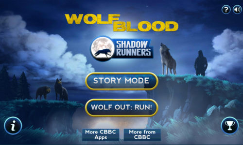 Wolfblood Shadow Runners